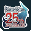 PS 25th Anniversary Sticker