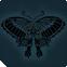 Rakuka Butterfly B