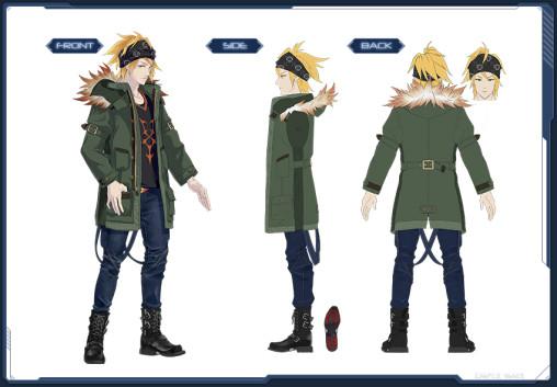 Mod Coat Style