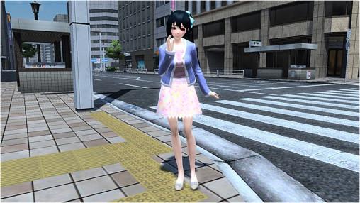 ショートジャケット[Ou] (Short Jacket Knit [Ou])フレアスカート[Ba] (Flared Skirt [Ba])