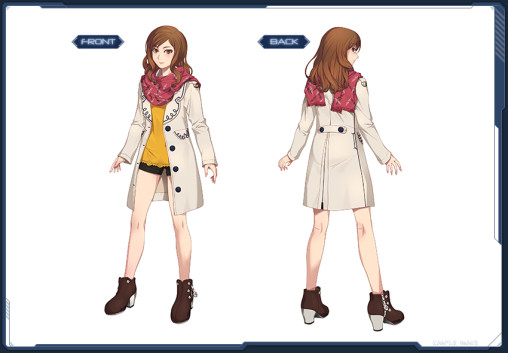 Wool Coat Style