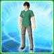 Seven-Eleven Uniform 2 M