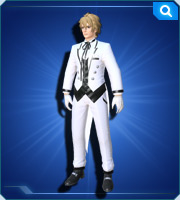 Butler Tailcoat Winter