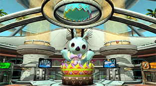 Easter Lobby A