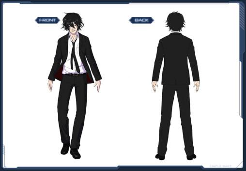 Suit Jacket Style