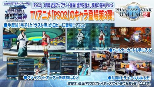 Anime Chara Again July