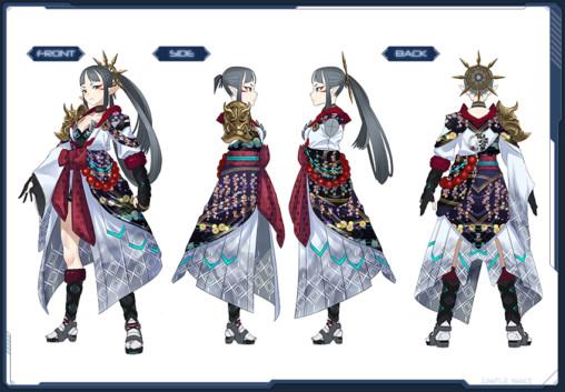 Kabuki Kamitoki Style