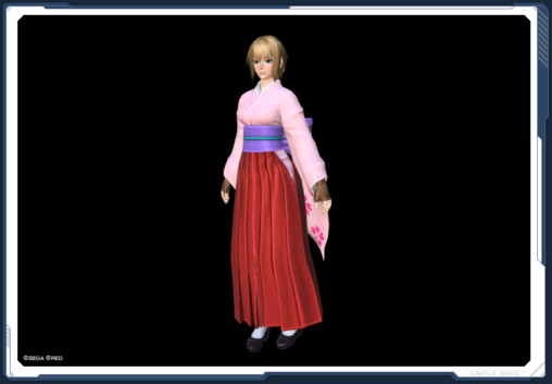Sakura Shinguji's Hakama