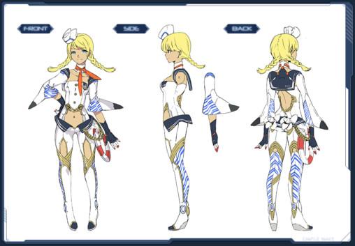 Calris Sailor