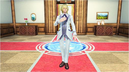 ディバインスーツ (Divine Suit)