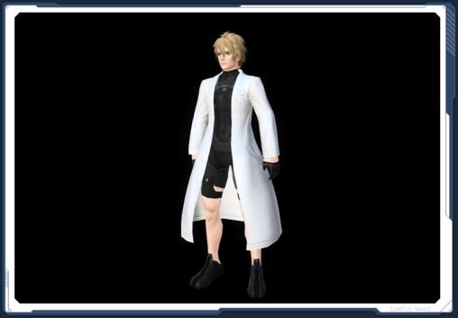 Lab Coat M